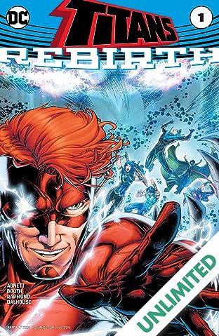 Titans (2016-) Digital Comics - Comics by comiXology