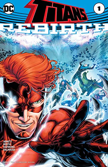Titans: Rebirth (2016) No.1