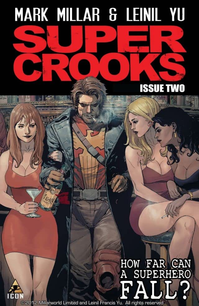 Supercrooks #2 (of 4)