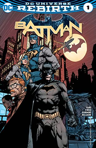 Batman (2016-) No.1