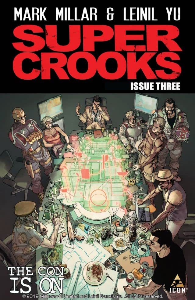 Supercrooks #3 (of 4)