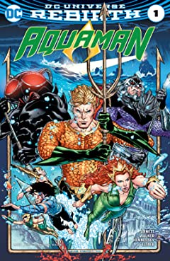 Aquaman (2016-) No.1