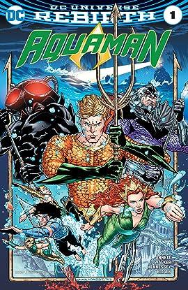 Aquaman (2016-) #1