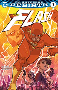 The Flash (2016-) No.1