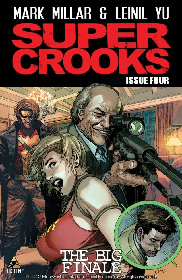 Supercrooks #4 (of 4)