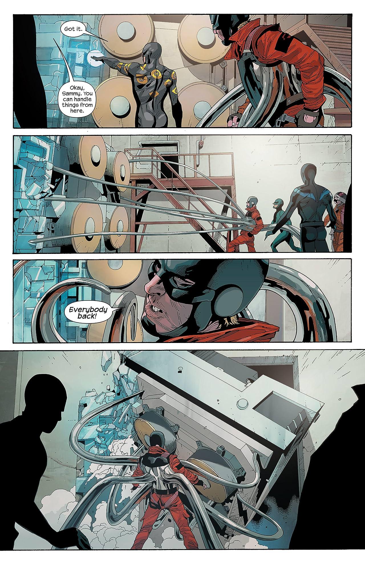 Supercrooks #4 (of 4)