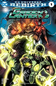 Green Lanterns (2016-) No.1