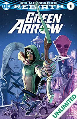 Green Arrow (2016-2019) #1
