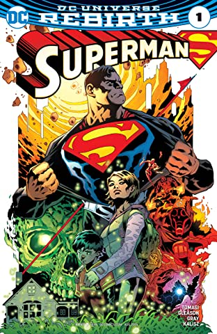 Superman (2016-2018) No.1