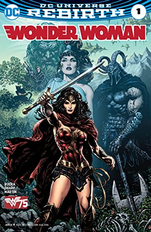 Wonder Woman (2016-) No.1