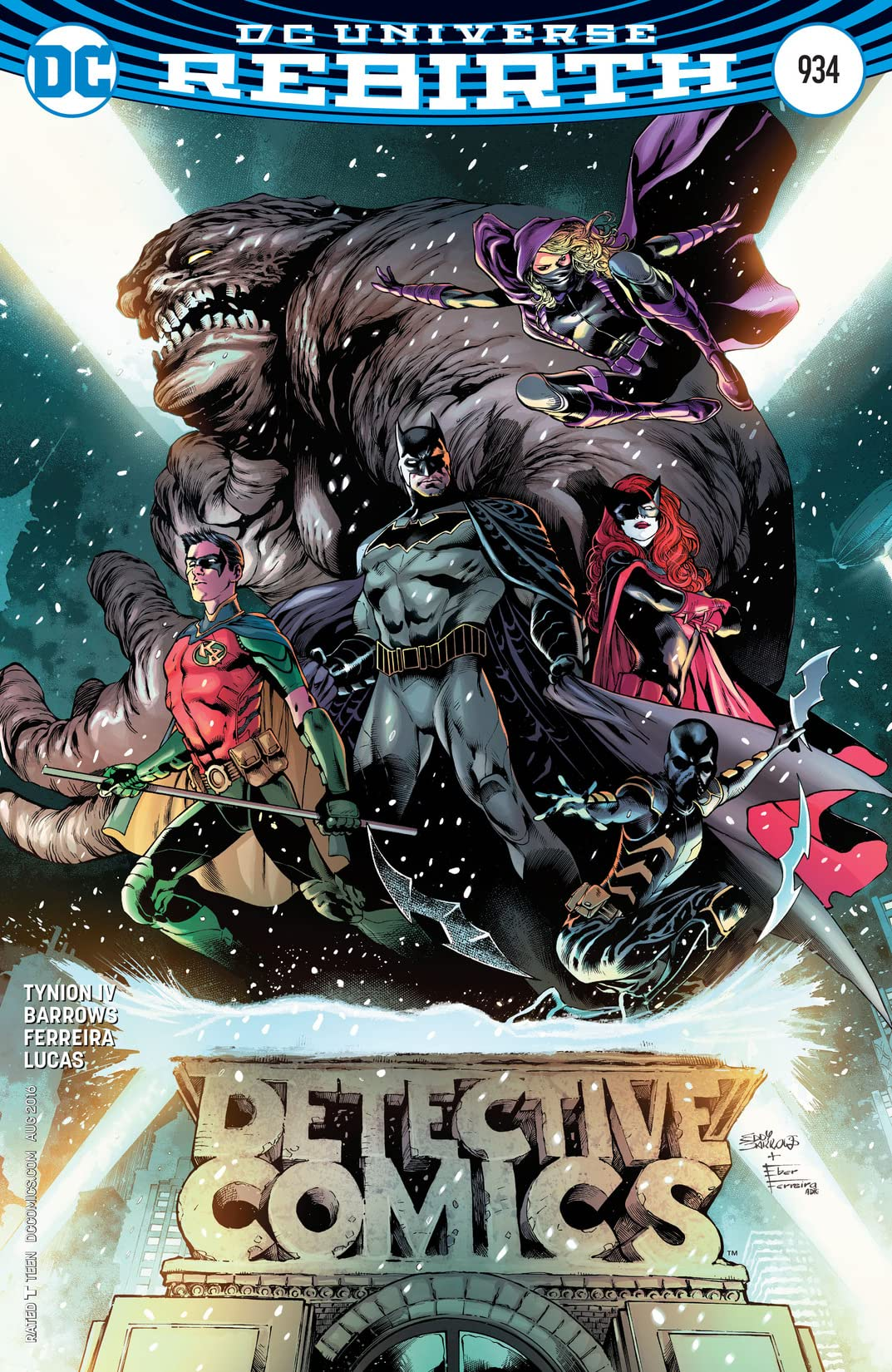 Detective Comics (2016-) #934
