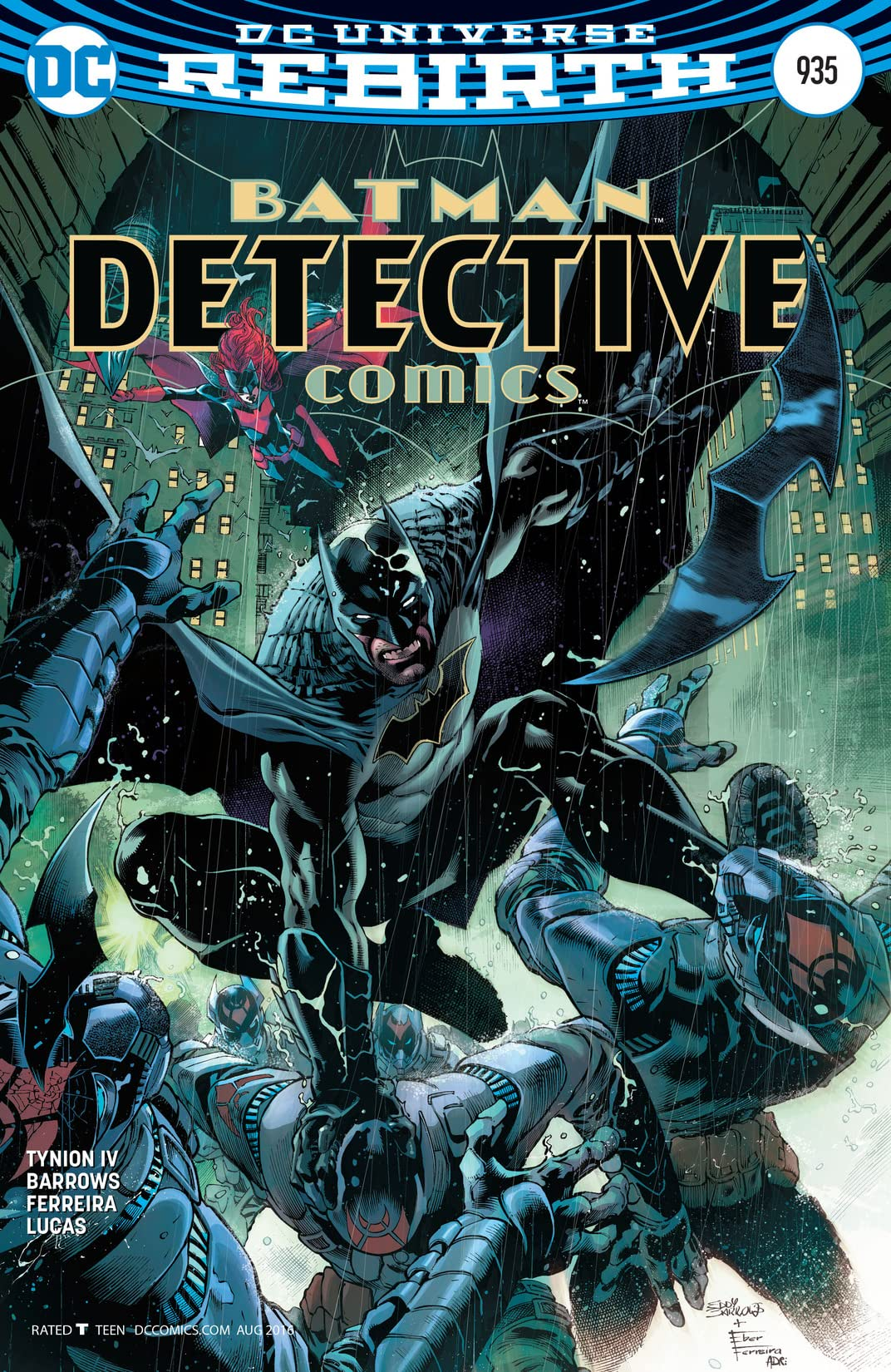 Detective Comics (2016-) #935