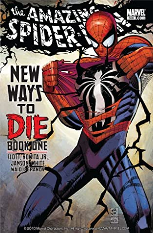 Amazing Spider-Man (1999-2013) #568