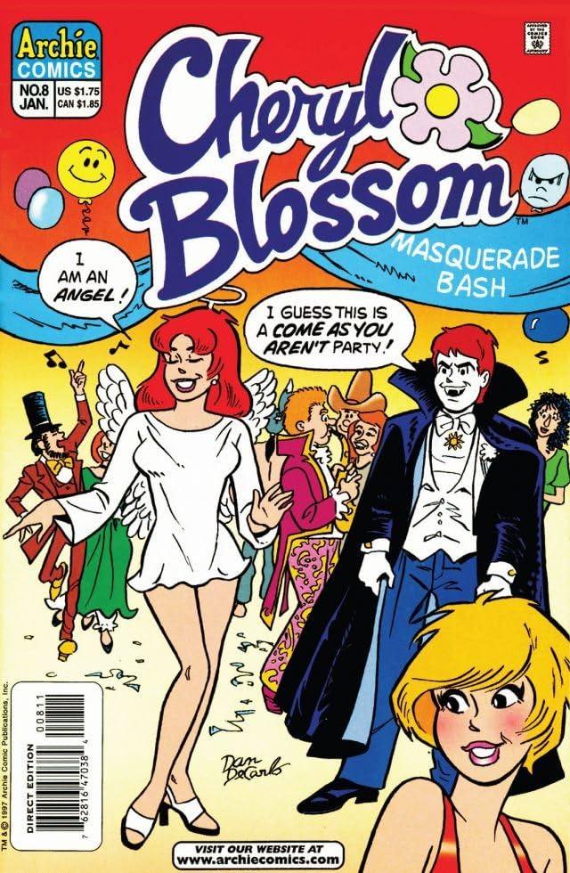 Cheryl Blossom #8