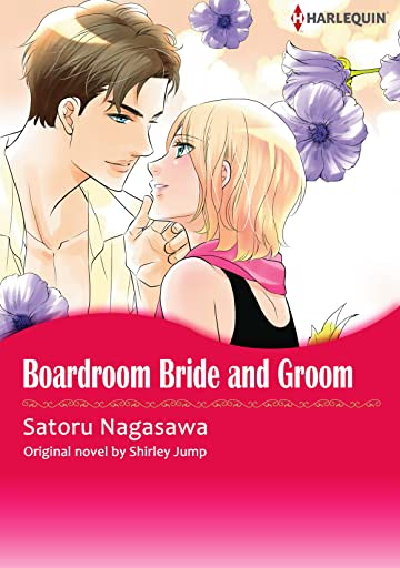 Boardroom Bride And Groom