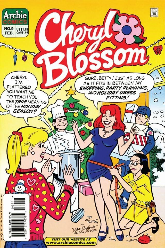 Cheryl Blossom #9