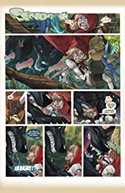 Fairy Quest: Outlaws #1 (of 2)
