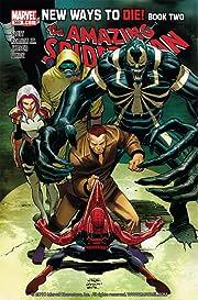 Amazing Spider-Man (1999-2013) #569