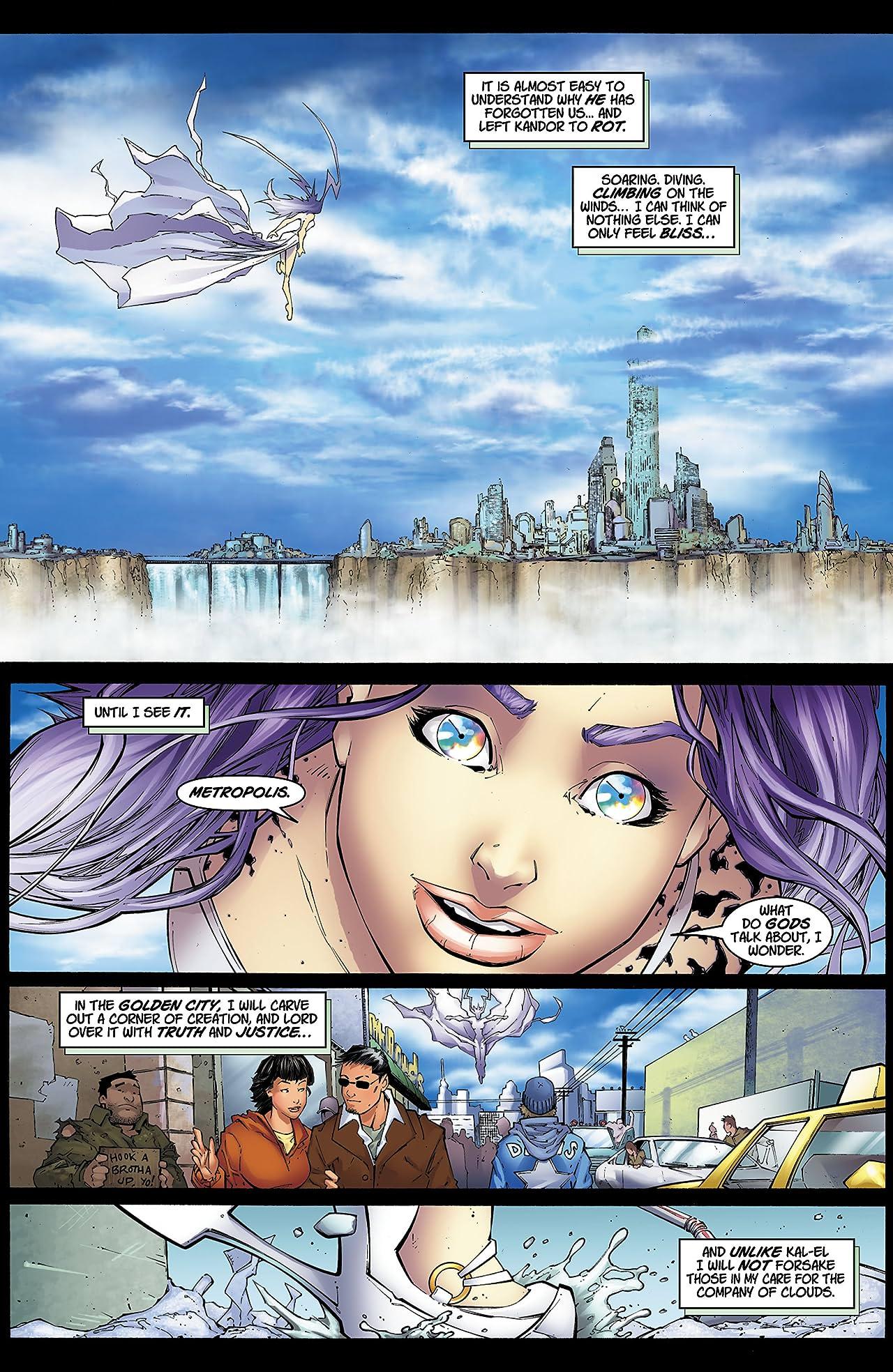 Action Comics (1938-2011) #813
