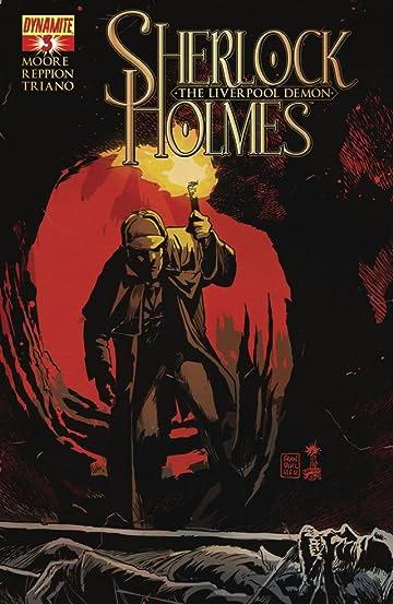 Sherlock Holmes: Liverpool Demon #3 (of 5)