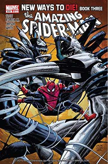Amazing Spider-Man (1999-2013) #570