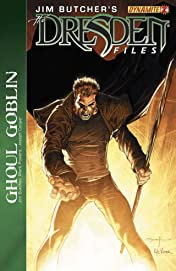 Jim Butcher's The Dresden Files: Ghoul Goblin #2