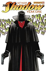 The Shadow: Year One #1 (of 10)