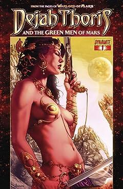 Dejah Thoris and the Green Men of Mars #1 (of 12)