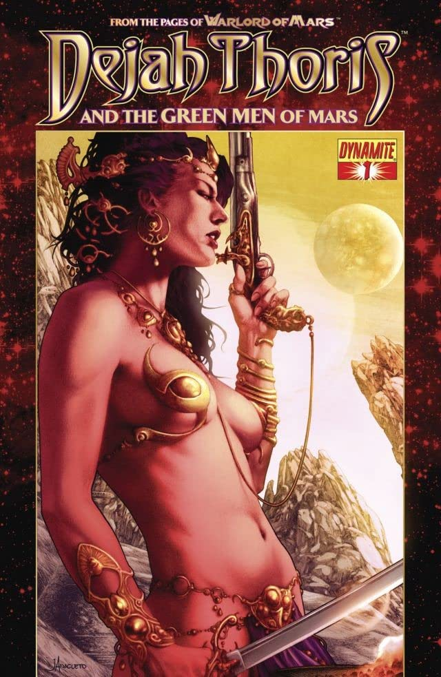 Dejah Thoris and the Green Men of Mars #1 (of 12)