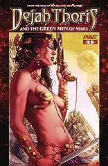 Dejah Thoris and the Green Men of Mars #1