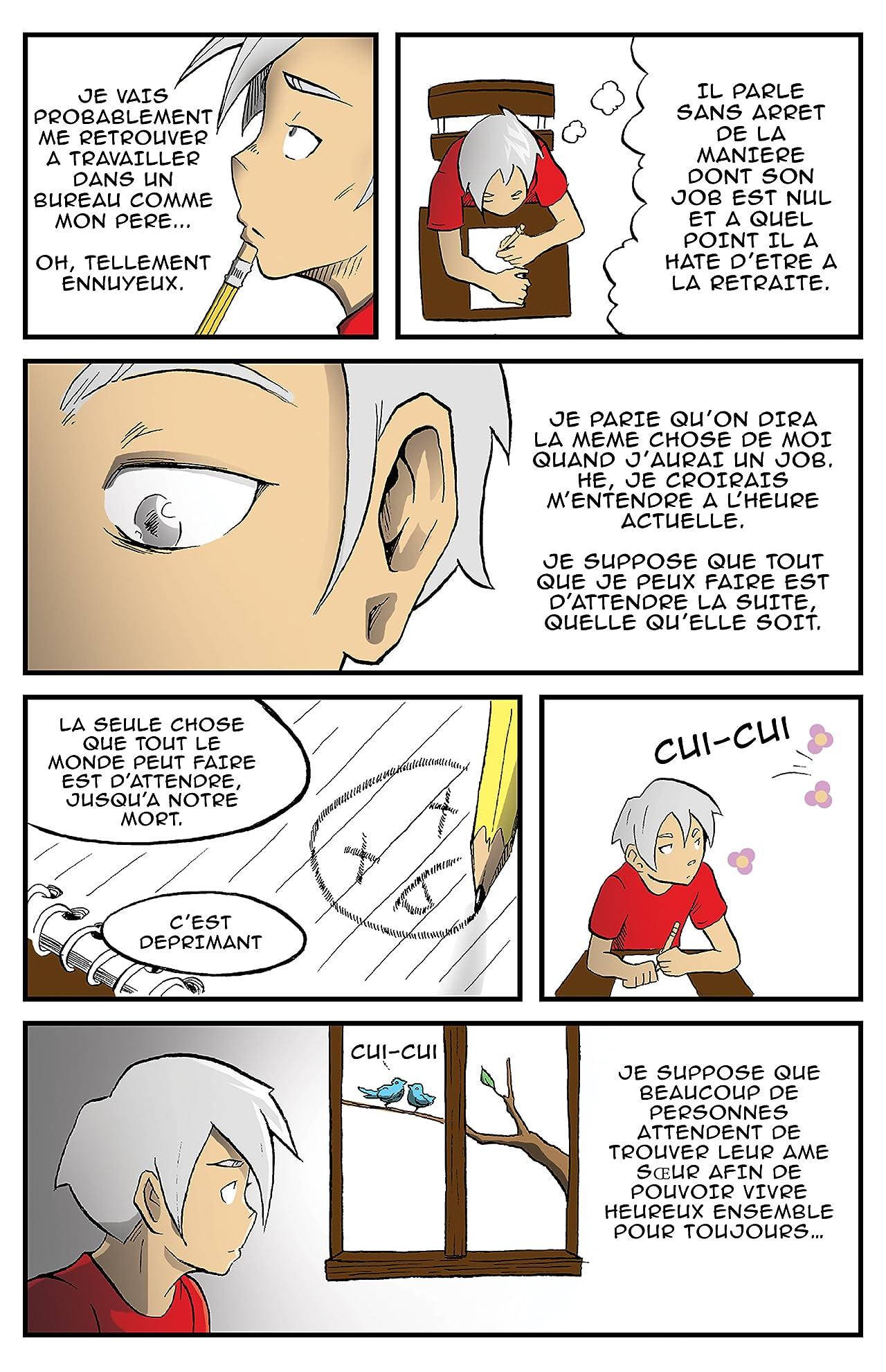 Comatose7 (Français) #1