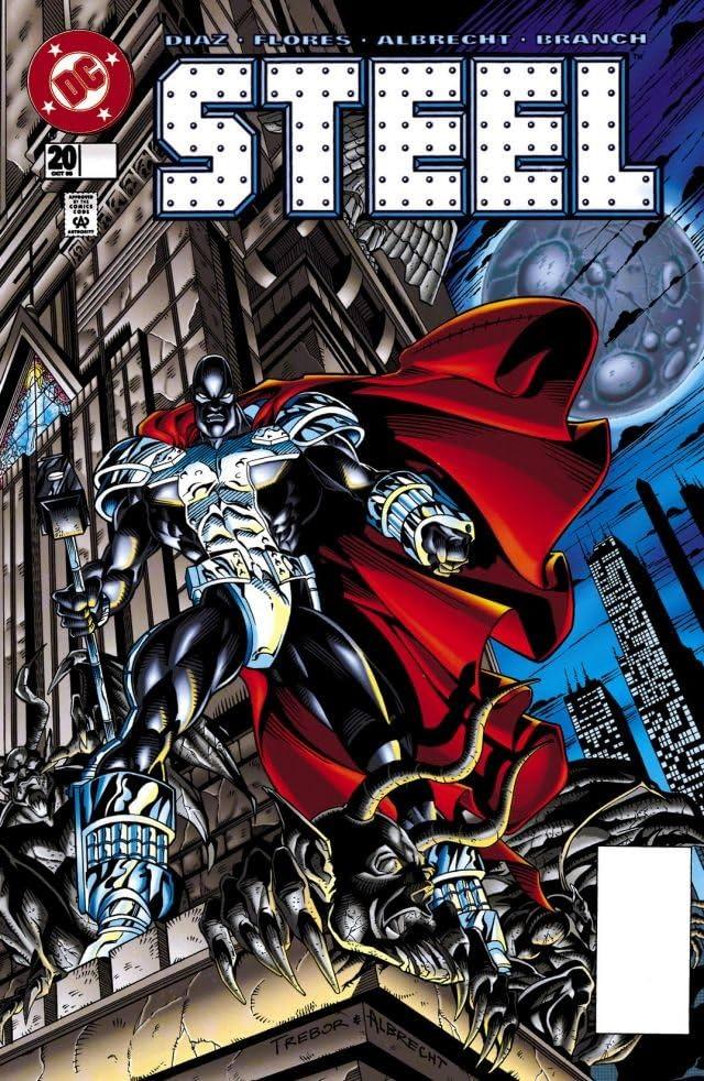 Steel (1994-1998) #20