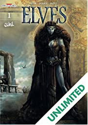 Elves Vol. 1: The Crystal of the Blue Elves