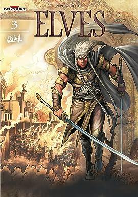 Elves Vol. 3: White Elf, Black Heart