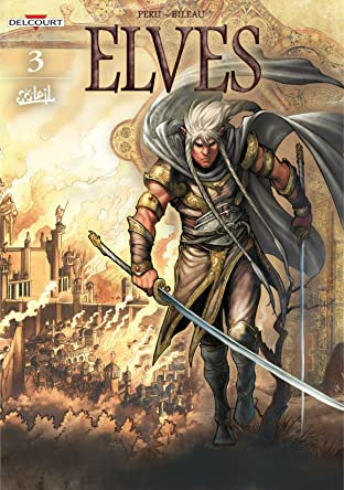 Elves Tome 3: White Elf, Black Heart