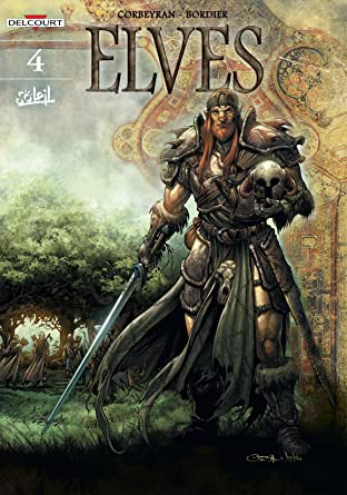 Elves Tome 4: The Chosen Half-Elf