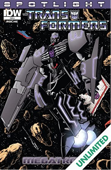 Transformers: Spotlight - Megatron