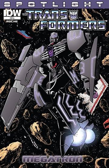 Transformers: Spotlight - Megatron