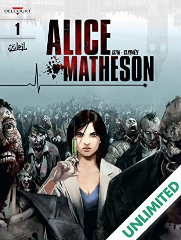 Alice Matheson Vol. 1: Day Z