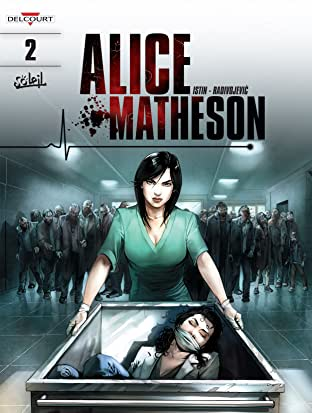 Alice Matheson Tome 2: The Killer in me