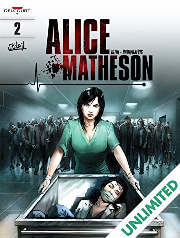 Alice Matheson Vol. 2: The Killer in me