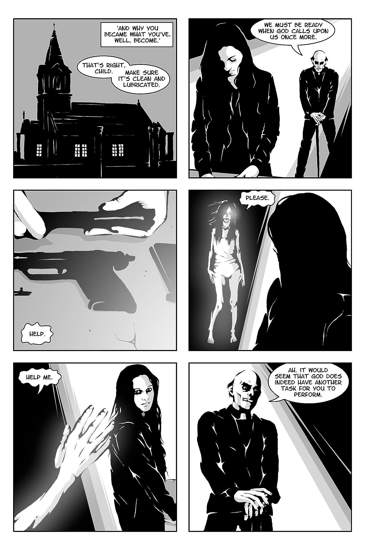 Hollow Girl #2