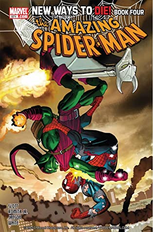 Amazing Spider-Man (1999-2013) #571