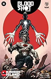 Bloodshot Reborn #14: Digital Exclusives Edition