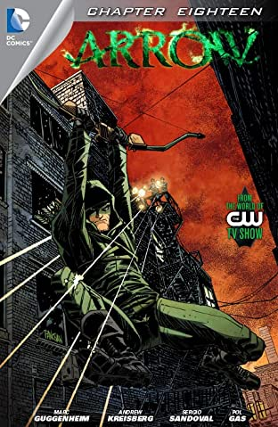 Arrow (2012-2013) No.18