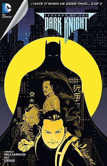 Legends of the Dark Knight (2012-2015) #39