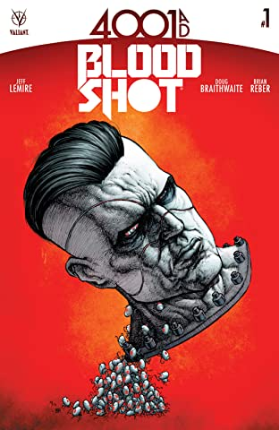 4001 A.D.: Bloodshot No.1: Digital Exclusives Edition