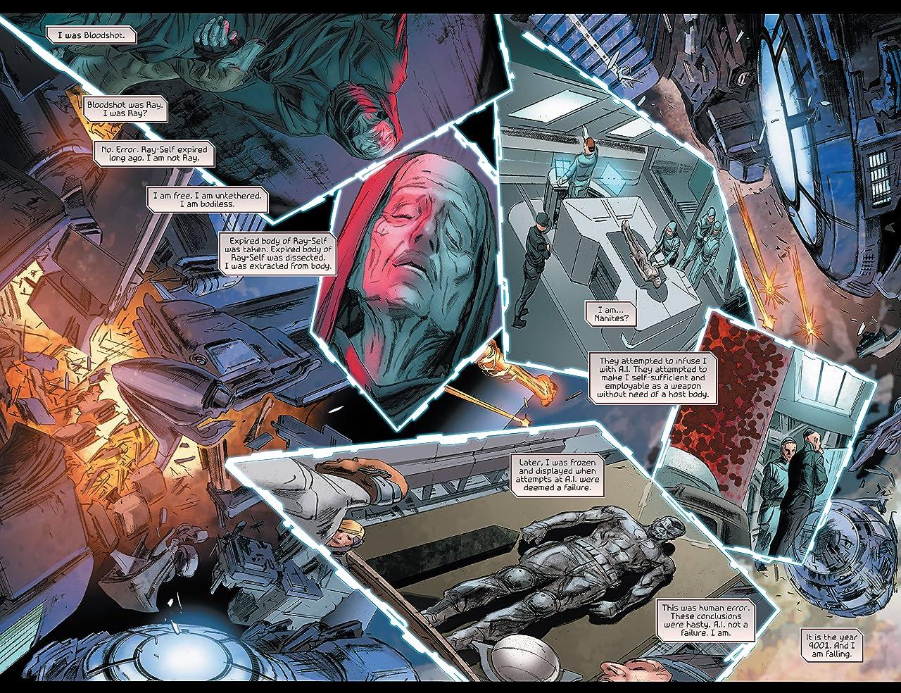 4001 A.D.: Bloodshot #1: Digital Exclusives Edition