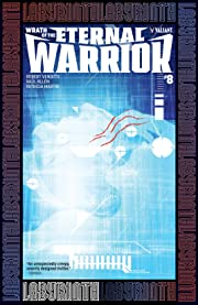 Wrath of the Eternal Warrior #8: Digital Exclusives Edition