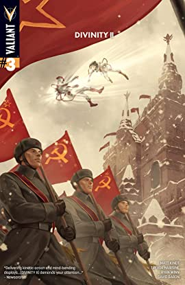 Divinity II #3: Digital Exclusives Edition